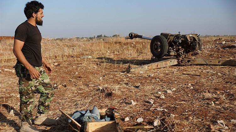 """Putin: """"Al reforzarse en Siria, los terroristas buscan expandirse"""""""