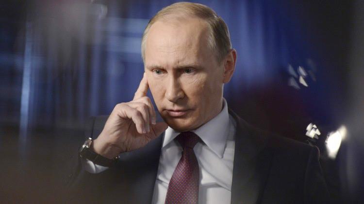 """Putin: """"Rusia impidió 20 atentados, eliminó a 112 terroristas, incluidos 26 líderes, y detuvo a 560"""""""