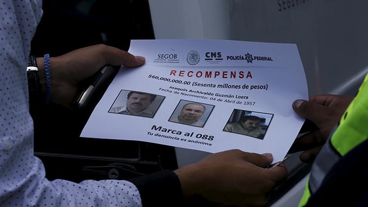 Las autoridades mexicanas hallan el lugar donde aterrizó 'El Chapo' Guzmán