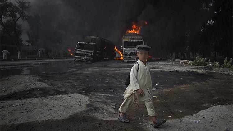 Un refugiado afgano se suicida durante una videollamada por Facebook