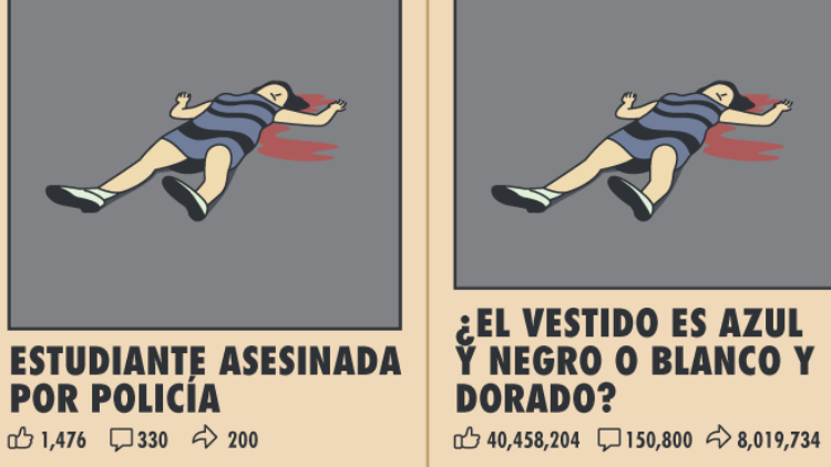 El mundo a través de los ojos de un cínico en 13 ilustraciones 'negras'