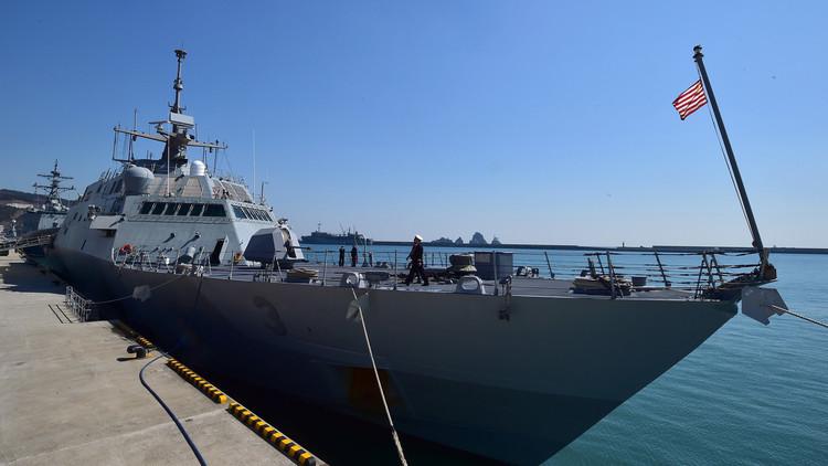 ¿Cómo reaccionará China ante las patrullas de EE.UU. en el mar de China Meridional?