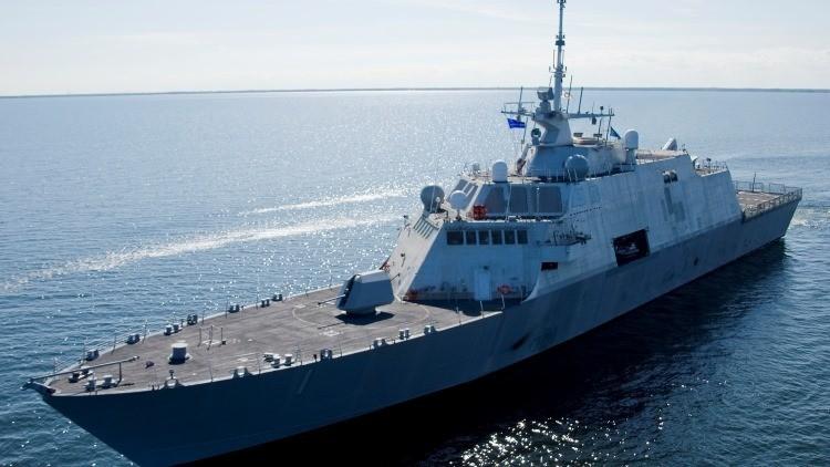 EE.UU. planea suministrar a Arabia Saudí buques de guerra