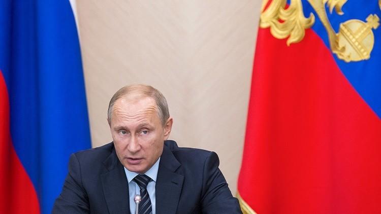 """Putin: """"La última palabra sobre la solución del conflicto en Siria la debe tener el pueblo sirio"""""""