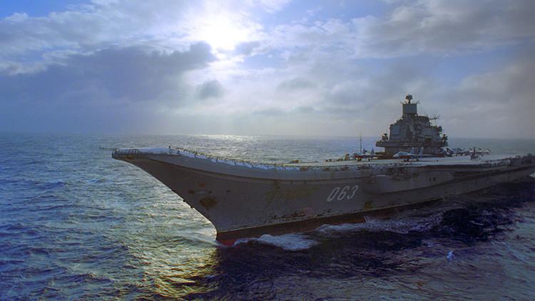 La Marina de Guerra de Rusia