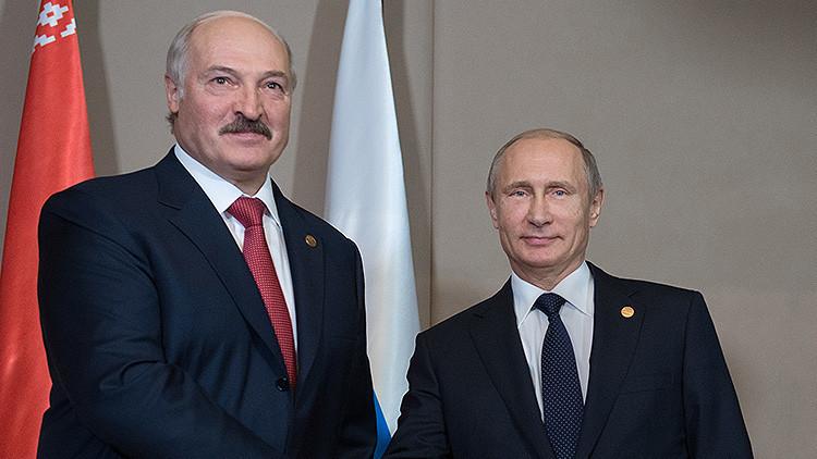 Rusia y Bielorrusia crean un mecanismo para la defensa armada conjunta