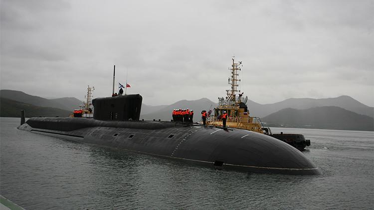 """Almirante de EE.UU.: """"Ahora los submarinos rusos son rivales más sofisticados e invisibles"""""""