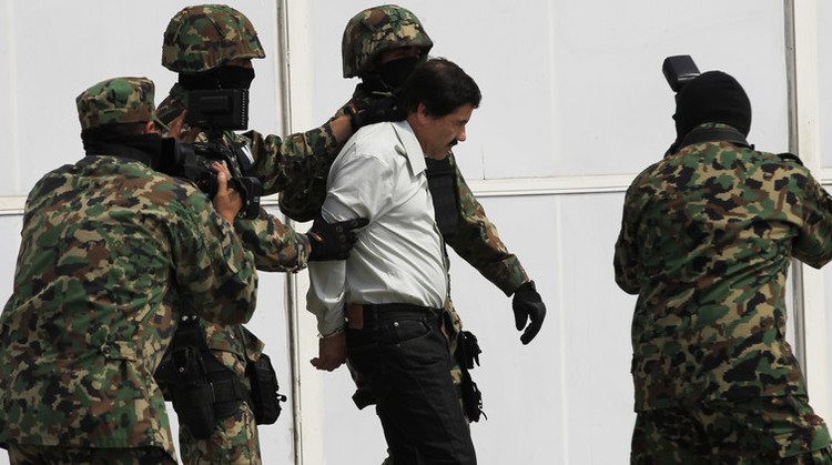 Revelan cómo 'El Chapo' se salvó cuando estuvo a punto de ser recapturado en Sinaloa