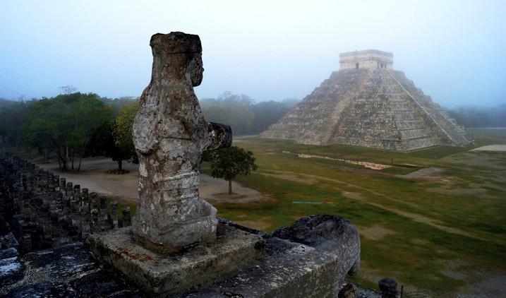 'Sangriento' hallazgo en Guatemala revela un escalofriante ritual de los mayas