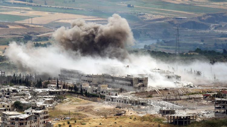 ¿Qué ocurriría si cayera el Gobierno de Siria?