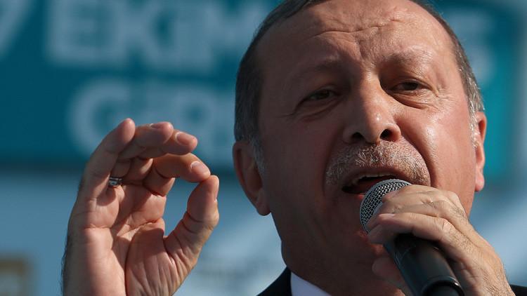 Erdogan: Los kurdos, el EI y la inteligencia siria estarían involucrados en atentado en Ankara
