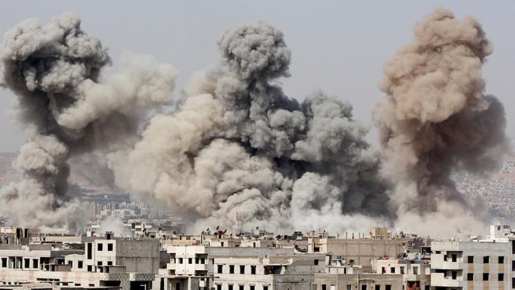 El Ejército sirio liquida a uno de líderes terrorista más peligrosos de Cáucaso