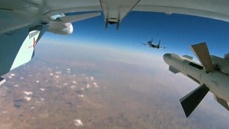 """Rusia: La acusación de EE.UU. sobre el uso de bombas de racimo contra civiles sirios son """"fantasía"""""""
