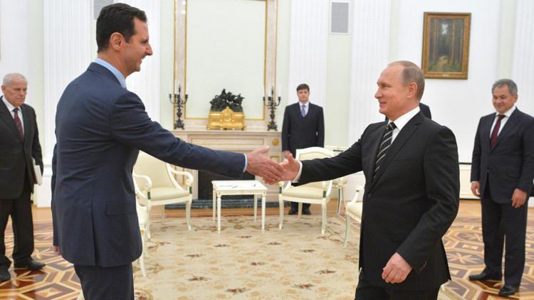 """'Game over': Rusia ha irrumpido en la """"fiesta clandestina"""" de la OTAN en Siria"""