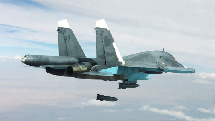 Vladímir Putin define el objetivo del operativo ruso en Siria