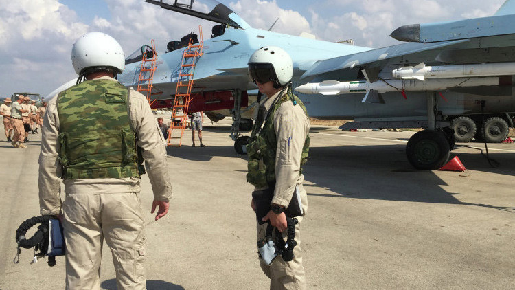 """Rusia: """"Terroristas sirios desertan en masa a Turquía y Jordania"""""""