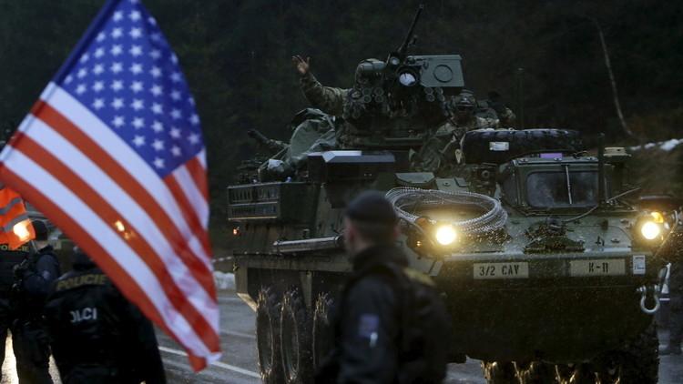 """'Mensaje' de la OTAN: """"Una nueva carrera armamentista ya está en marcha"""""""