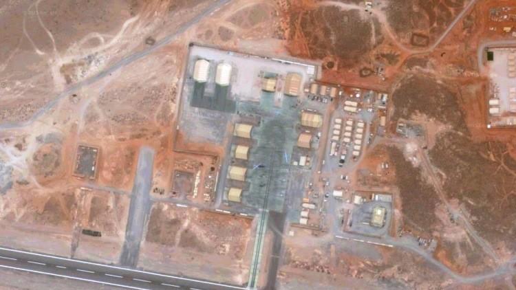 Imágenes satelitales revelan qué ocurre en una base militar secreta de EE.UU.