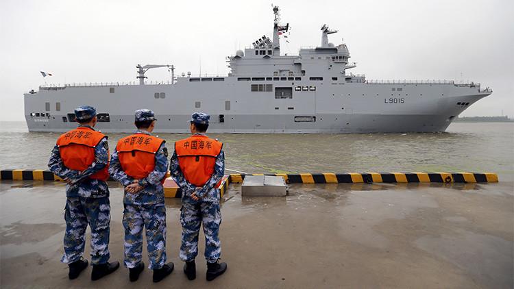 Jefe de la Marina de EE.UU. arremete contra Pekín por su postura sobre el mar de la China Meridional