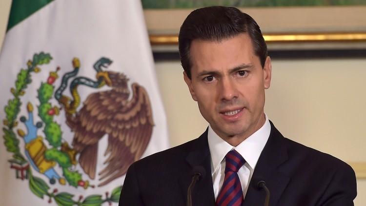 Peña Nieto llama a la calma ante la llegada del huracán Patricia