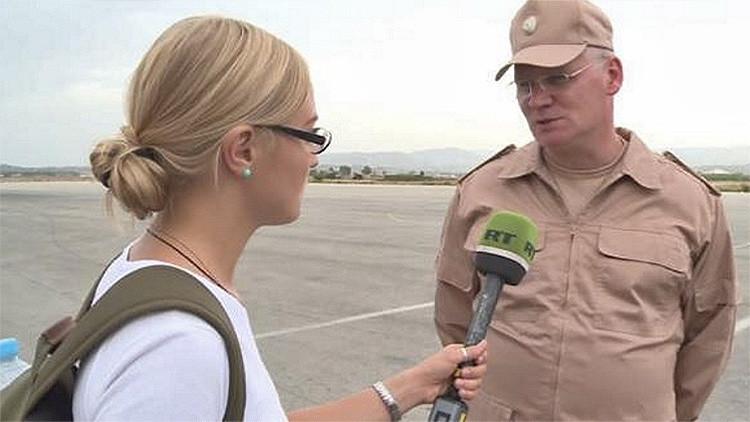 Ministerio ruso de Defensa: La misión principal es contener las acciones de los terroristas en Siria
