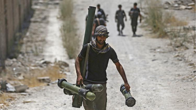 ¿Quién se quedó con las municiones enviadas por EE.UU. para combatir al Estado Islámico?