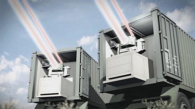 Israel presenta su Rayo de Hierro, un cañón láser para derribar misiles y drones
