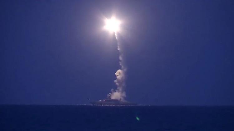El misil que conmocionó al mundo: Revelan el alcance de los misiles rusos de crucero Kalibr