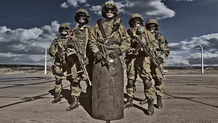 Video: Así se entrenan los Spetsnaz, la élite militar rusa