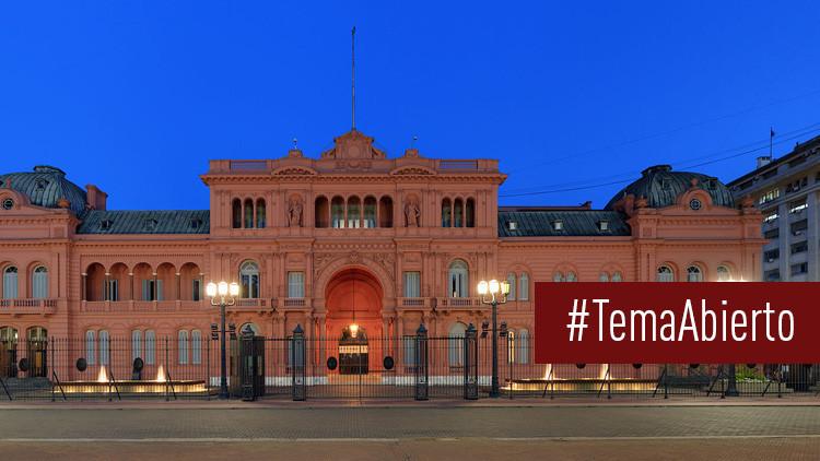 'Tema abierto': RT debate con expertos la política internacional de Argentina