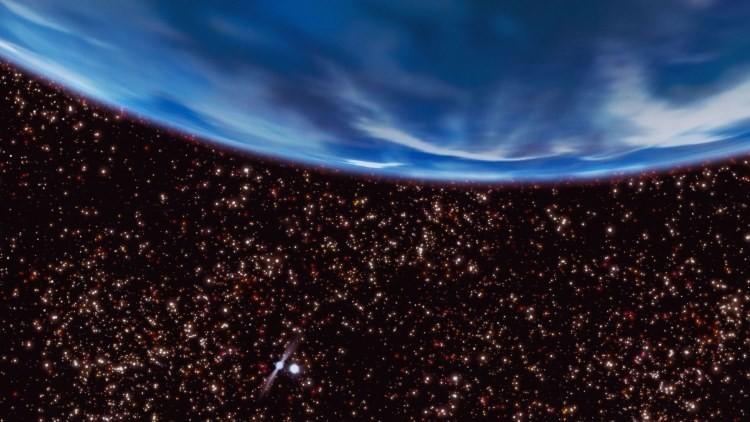 """""""Ningún humano lo ha visto antes"""": Cómo una 'estrella de la muerte' destruye un sistema solar"""