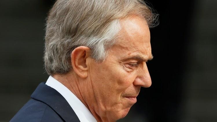 """""""Lo siento"""": Blair pide perdón por la invasión de Irak y le adjudica el ascenso del EI"""