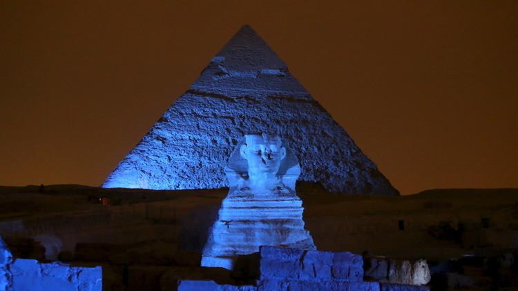 El uso de rayos cósmicos revelará qué hay dentro de las pirámides de Egipto