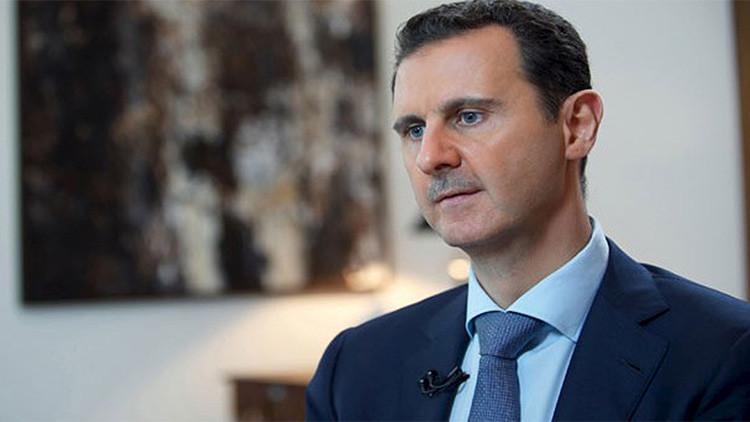 """Assad: """"Estoy preparado para presentarme a las elecciones si cuento con el apoyo de mi pueblo"""""""