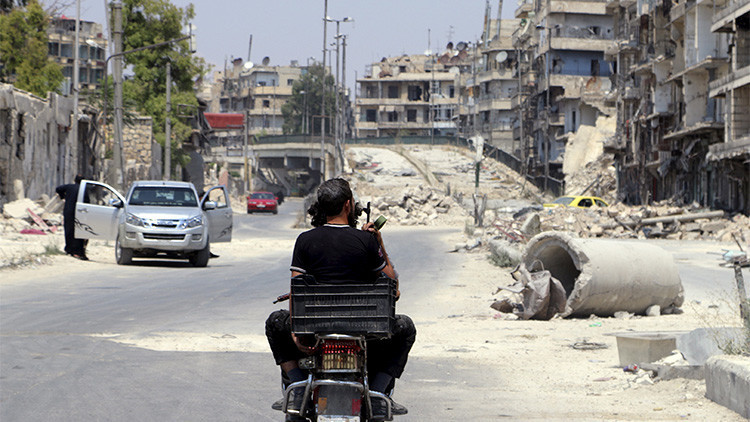 """""""Assad cree que la crisis en Siria y Ucrania tiene el mismo 'arquitecto'"""""""