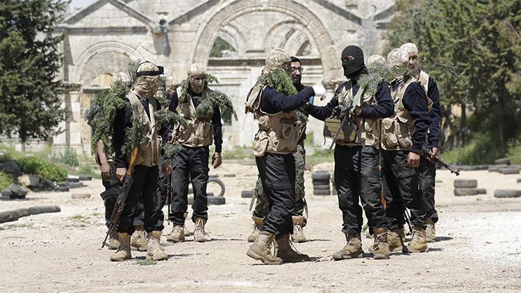 El Ejército Libre Sirio propone a Rusia entablar conversaciones sobre la crisis en Siria
