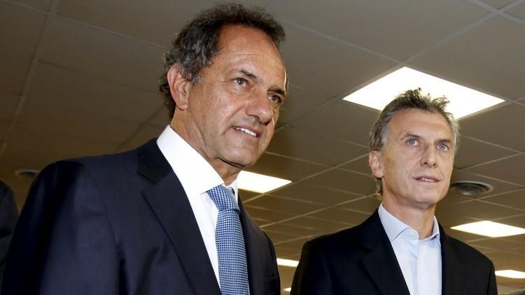 Argentina tendrá por primera vez un balotaje presidencial: Definirán Daniel Scioli y Mauricio Macri