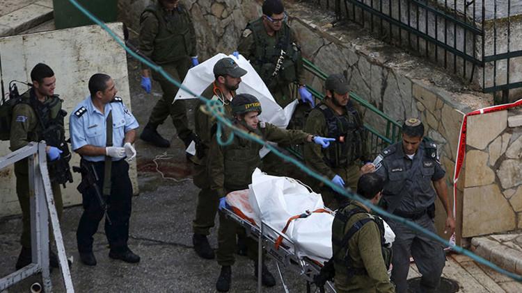 'Neutralizada': la Policía israelí mata a tiros a una menor palestina en un puesto de control