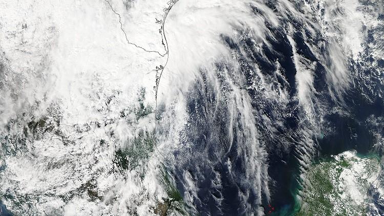 Foto: La NASA publica imágenes satelitales del temible huracán Patricia