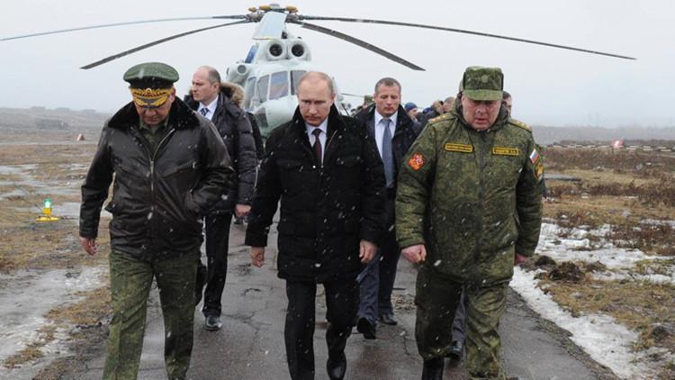 """Comandante estadounidense: """"No duden de las capacidades militares de Rusia"""""""