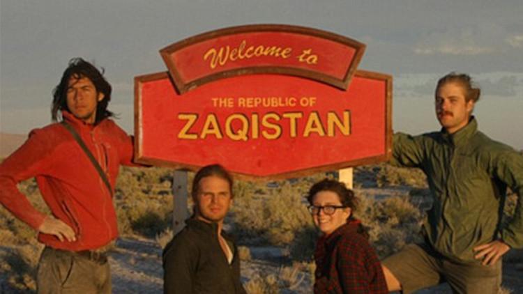 Nace el Estado de Zaquistán: Intenta crear su propio país soberano en un desierto de EE.UU.