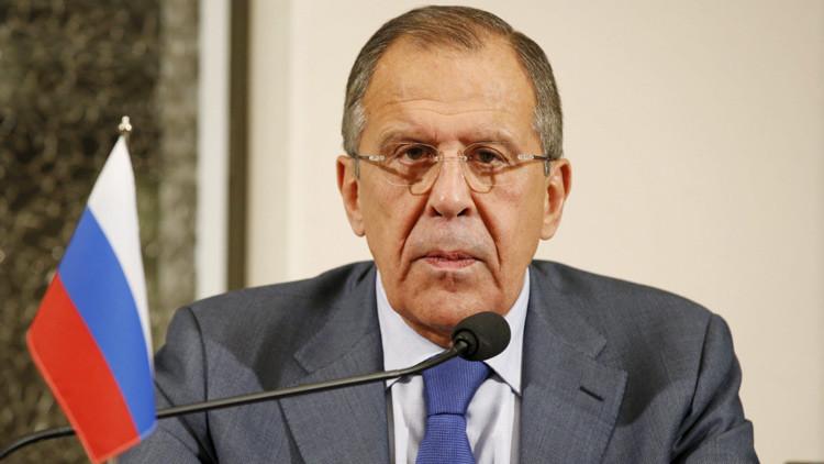 """Serguéi Lavrov: """"Los países BRICS no imponen nada a nadie, no tienen disciplina de bloque"""""""