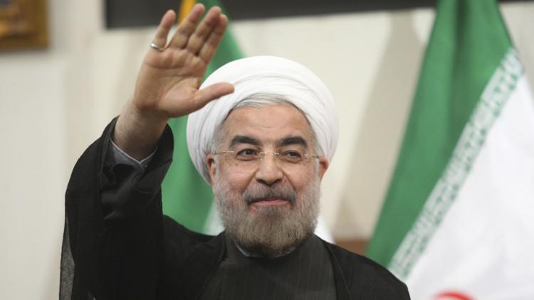 Hasán Rohaní revela cuándo se levantarán las sanciones a Irán