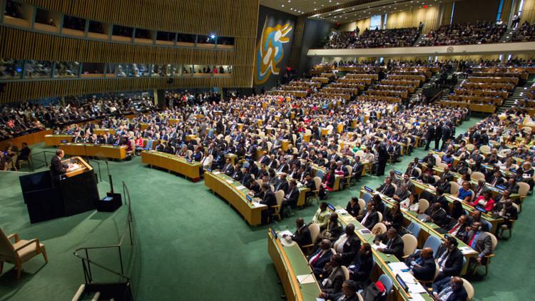 La ONU vota el fin del bloqueo de EE.UU. a Cuba