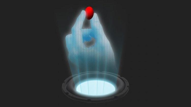 El rayo tractor de 'Star Trek' se hace realidad: permite mover objetos mediante el sonido