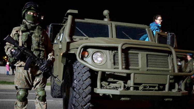 'Der Spiegel': El Ejército de Rusia, más potente que todos los de la UE juntos