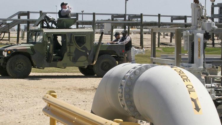 ¿Para qué EE.UU. vende sus reservas estratégicas de petróleo?