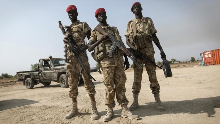 Informe: Cientos de hombres fueron torturados con canibalismo forzado en Sudán del Sur