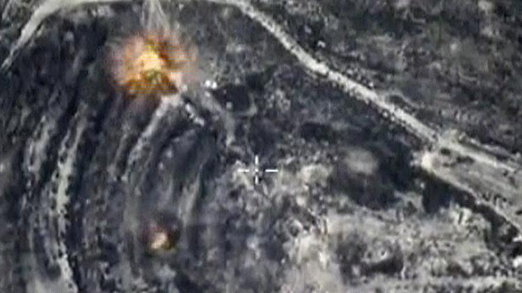 ¿Por qué la Fuerza Aérea de Rusia aumenta la frecuencia de sus ataques en Siria?