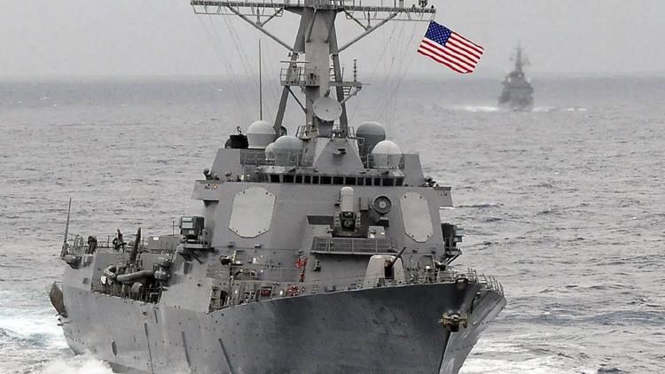 """Pekín dará """"una fuerte respuesta"""" a EE.UU. por invadir sus aguas territoriales"""